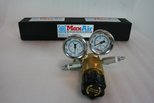 Max-Air AE-415 Econo Regulator Complete with RV-504