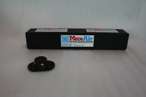 Max-Air Anti Vibration Feet Set of 4
