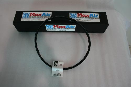 Drive Belt AX30 for Max-Air 35 E-1 or E-3 Max-Air