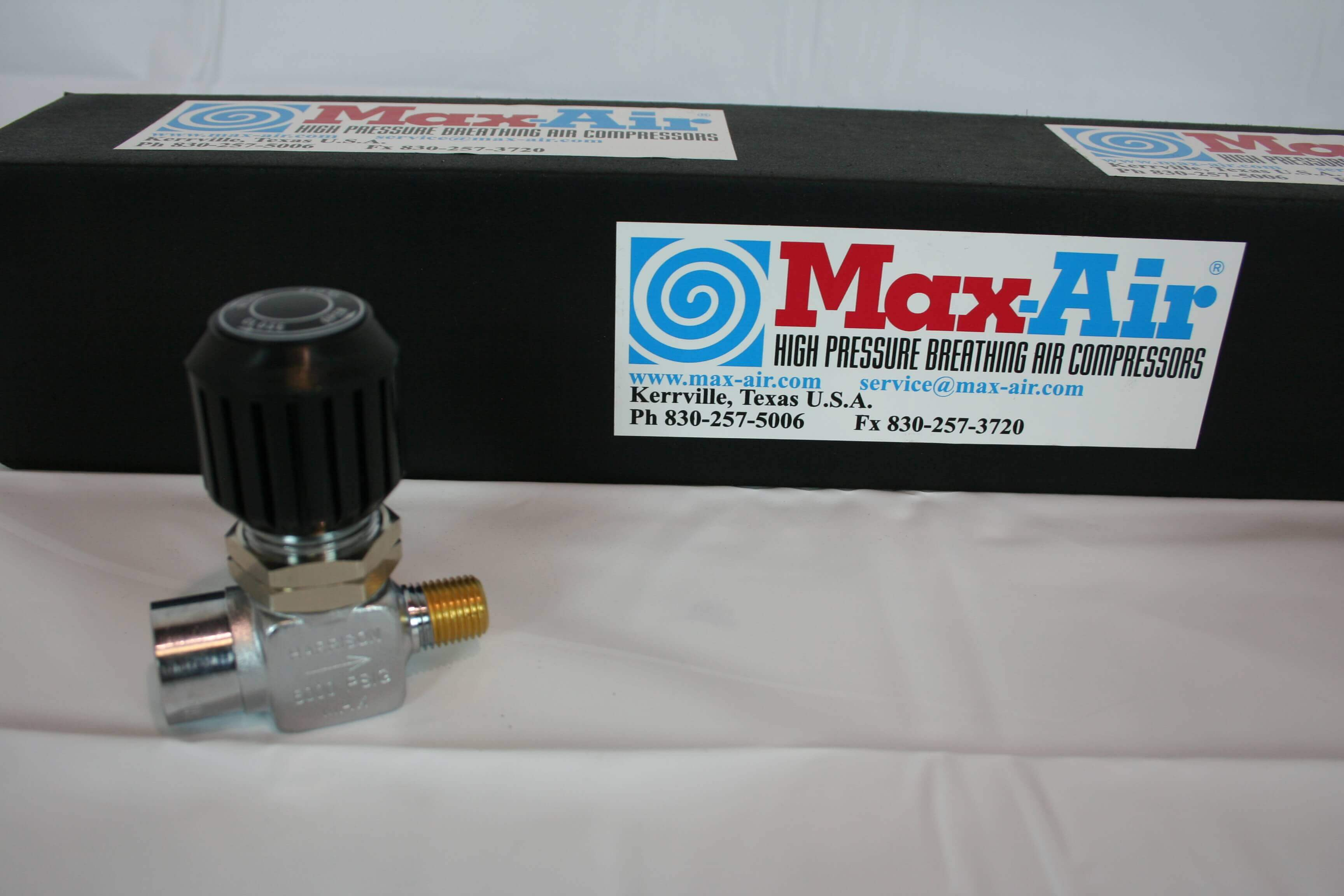 Max-Air LV-2 FxM Panel Mount