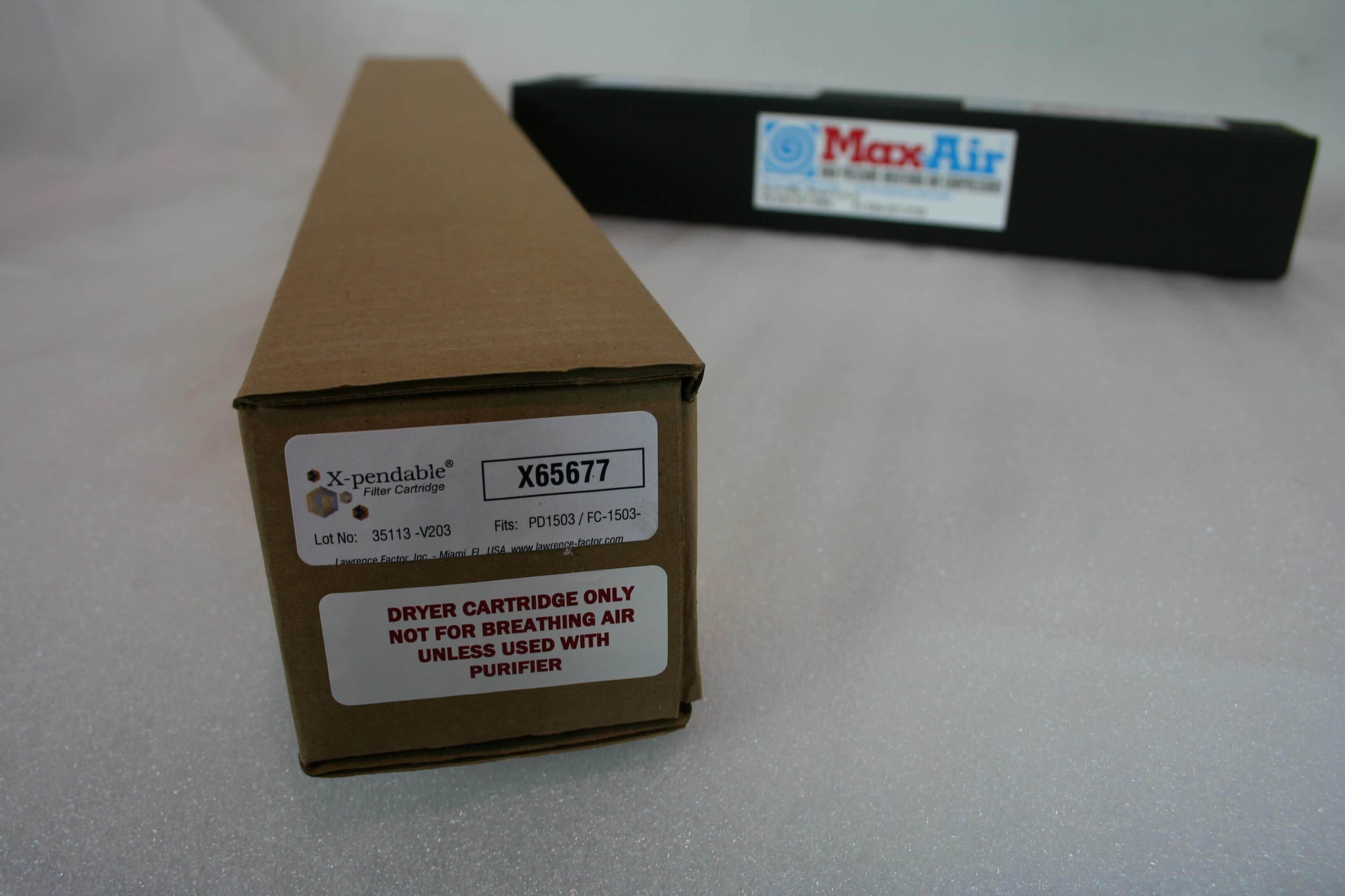 Max-Air 55/90 35,000 CFT Dryer Cartridge LF-65677