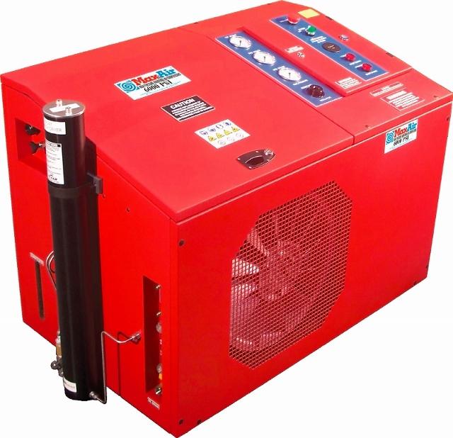 Max-Air 90 SFD-6000 Single or Three Phase Air Compressor System
