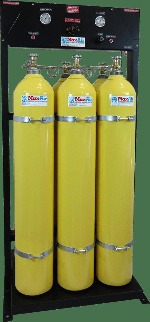 Max-Air Storage Rack VR-1000 6 Pack