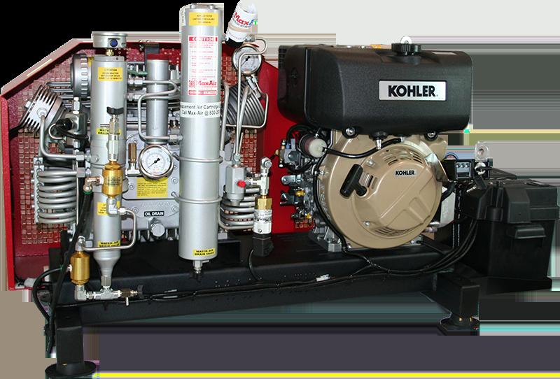 Tier 4 New Kohler Air Compressor