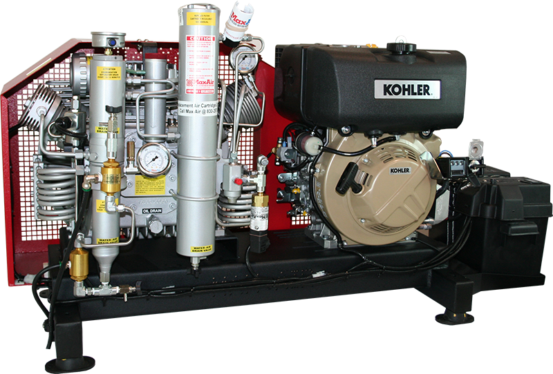 Tier 4 New Kohler Air Compressor