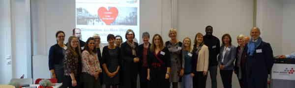 Verlängerung der Kooperationsvereinbarung mit der Akademie Lille - Besuch der Vertragspartner am MWBK