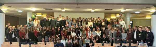 Abschlussfeier 2018 der Blockklassen am Max-Weber- Berufskolleg