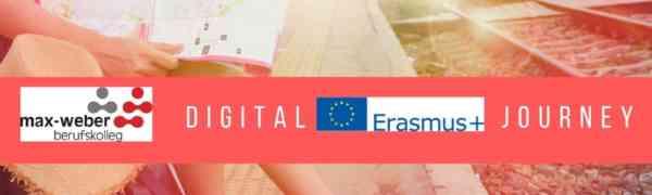 ERASMUS Days: Das Max-Weber-Berufskolleg reist digital durch Europa