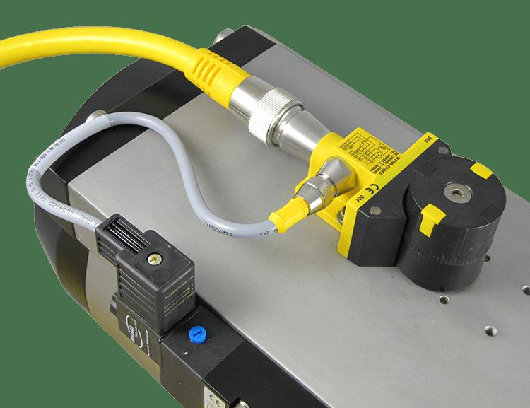 Heavy Duty Proximity Sensor Max Air Technology
