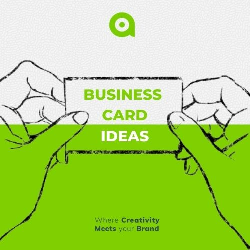 Get Noticed with Creative Business Card Ideas