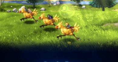 Final Fantasy Brave Exivus