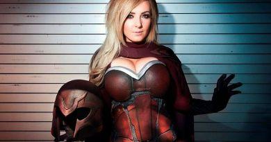 Jessica Nigri Cosplay