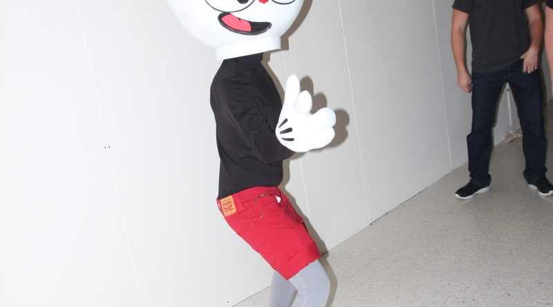 Youmacon 2017 - Cosplay - Cuphead