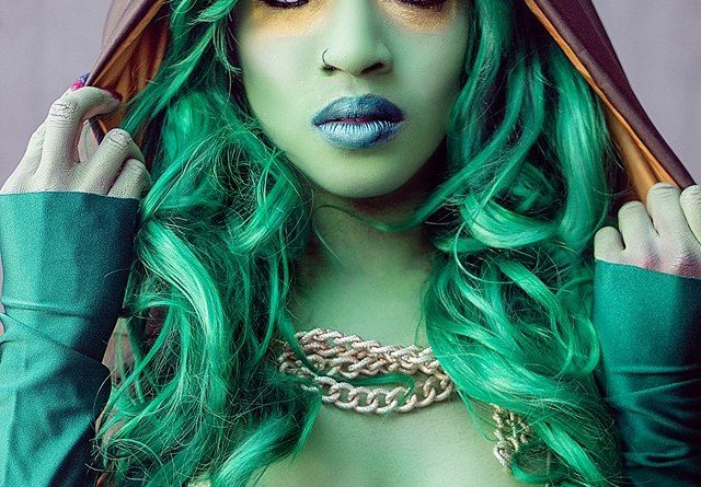 Cosplay - Poison Ivy - DC