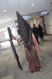 Ohayocon 2018 - Cosplay - Pyramid Head