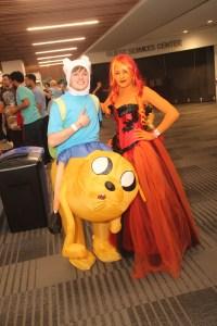 Adventure Time - Cosplay - Ohayocon
