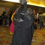 Sauron-Cosplay-Lord of The Rings