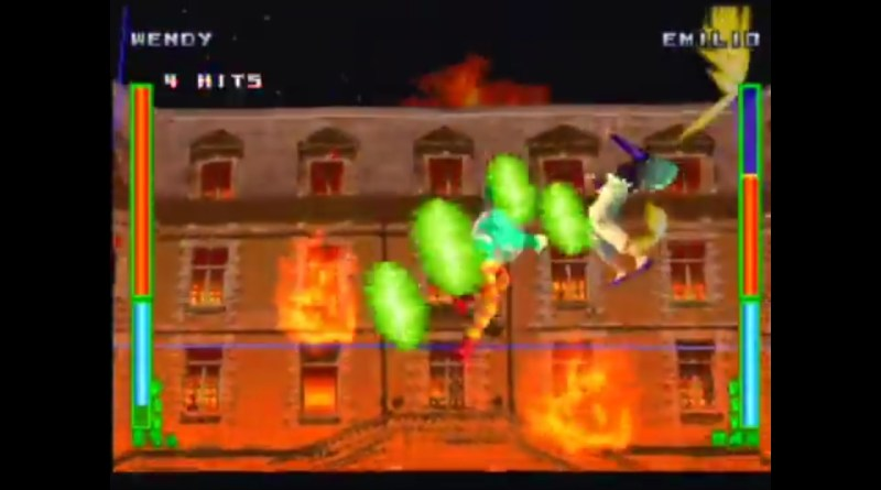Psychic Force on PlayStation #ThrowbackThursday – Max@Play