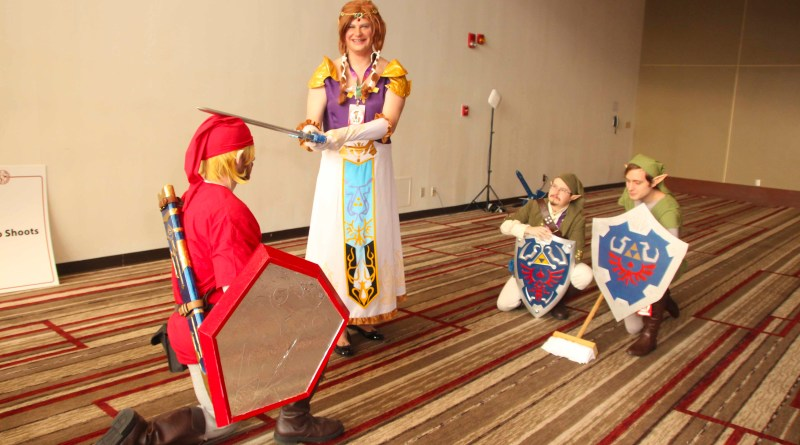 Legend of Zelda - Cosplay - Ohayocon 2019