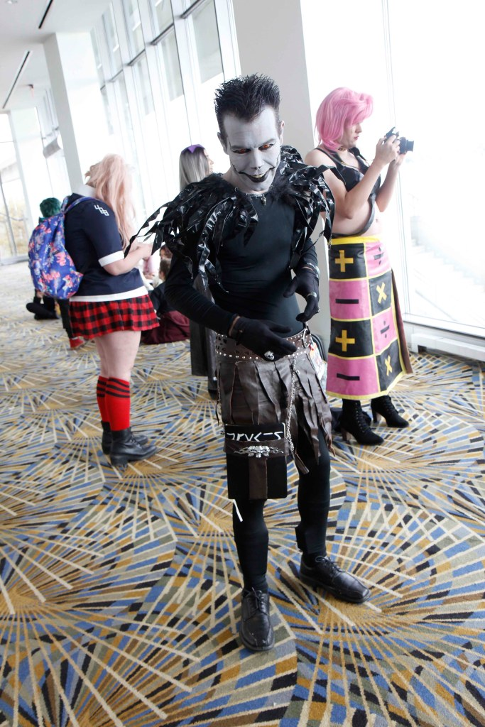 Ryuk Cosplay - Death Note  - Youmacon 2019