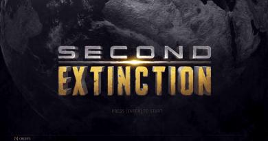 Second Extinction - Dinosaurs
