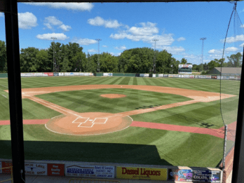Dassel Baseball Field  - TownBall Fields of MN