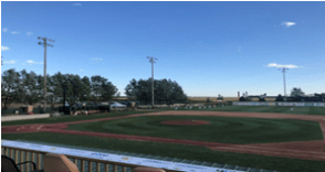Milroy Baseball Field - TownBall Fields of MN
