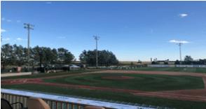 Milroy Baseball Field - TownBall Fields of MN