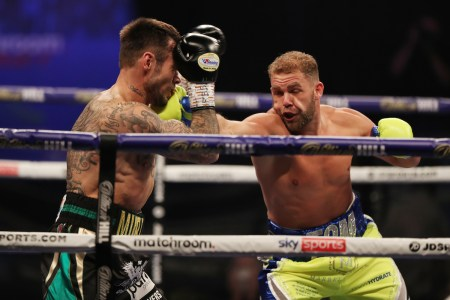 Max Boxing - News - Billy Joe Saunders Dominates Martin Murray, Needs Big  Fights Now