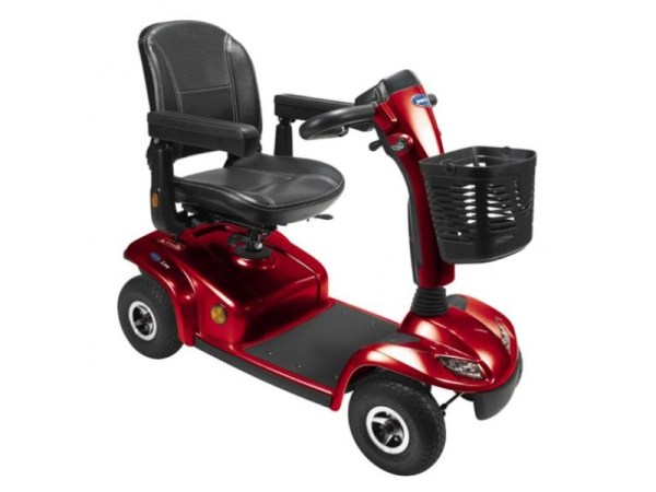 Mobility Scooter - Invacare - Leo - Red