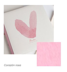 01 Corazón rosa