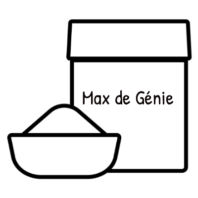 icône paquet Max de Génie