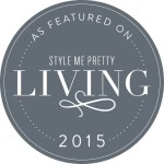 Maxeen Kim Photography, Featured On, Style Me Pretty Living
