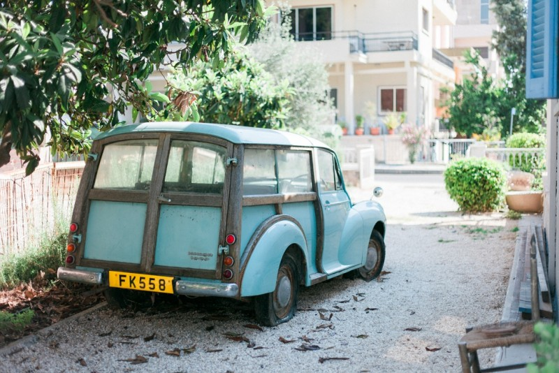 Maxeen Kim Photography, Vintage Art House, Travel Photography, Paphos, Cyprus