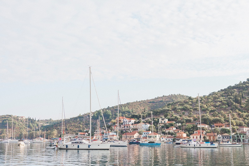 Travel Inspiration from Vathi, Ithaca, Greece by Maxeen Kim Photography
