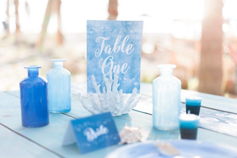 Beach Blue Wedding Inspiration, Maxeen Kim Photography, Cyprus,