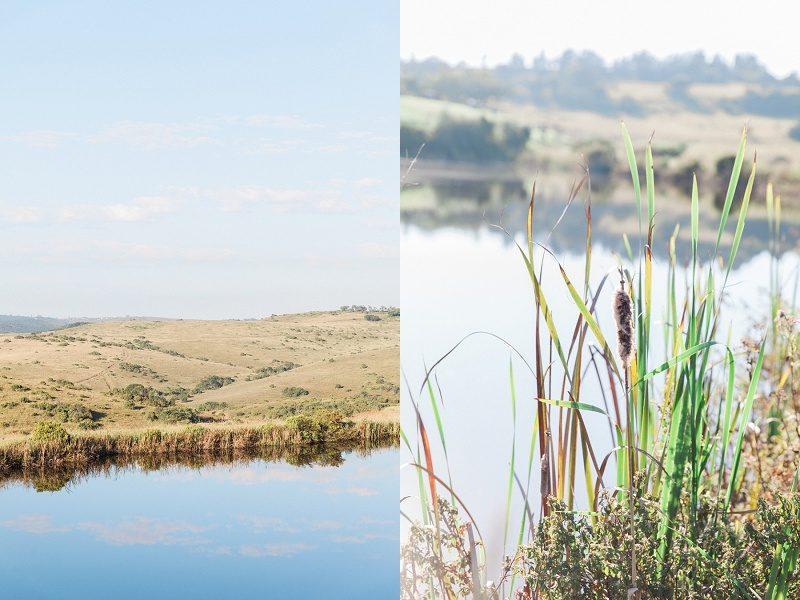 Beautiful Landscape of Lake Eland Game Reserve