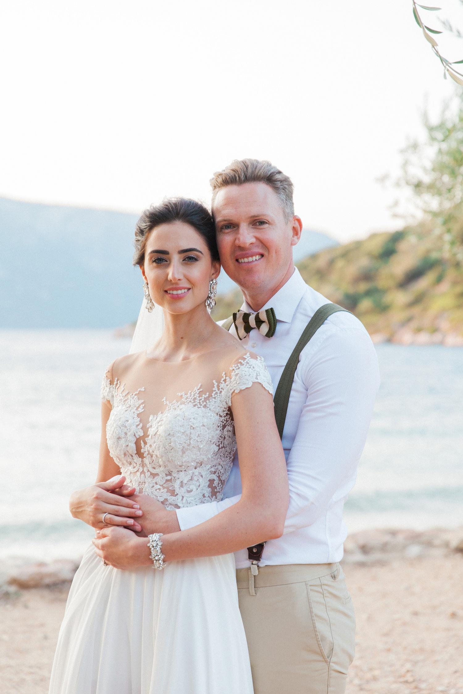 Ithaca wedding photographer testimonial