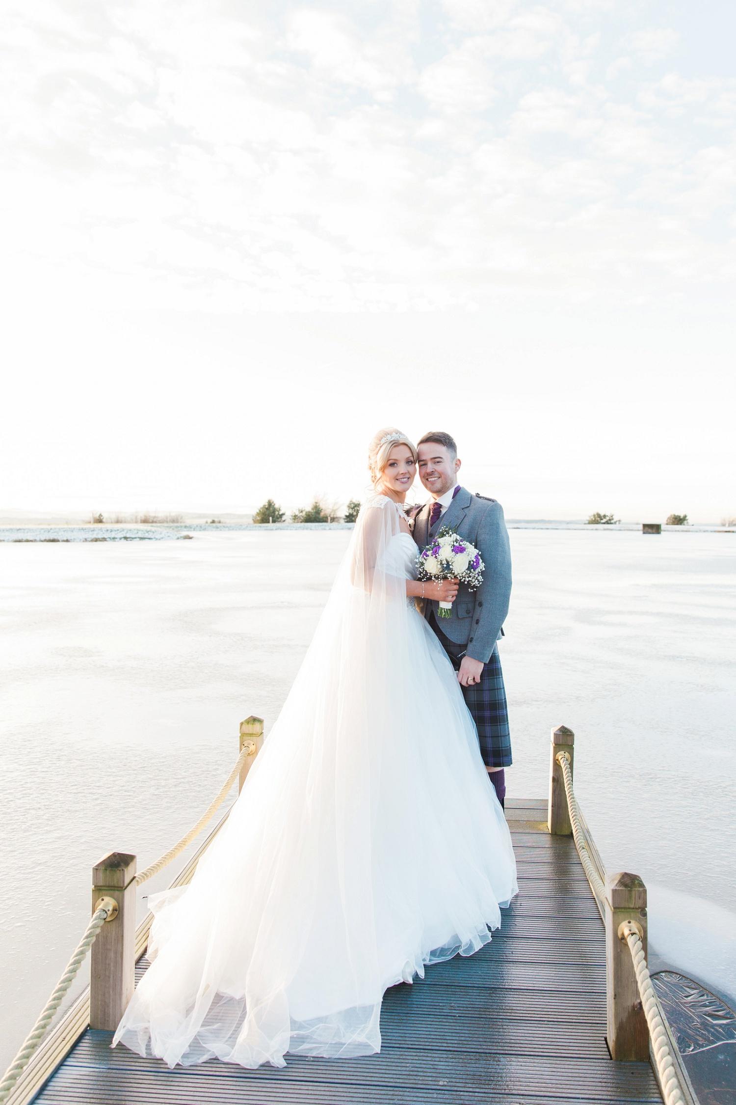 Scotland wedding photographer testimonial