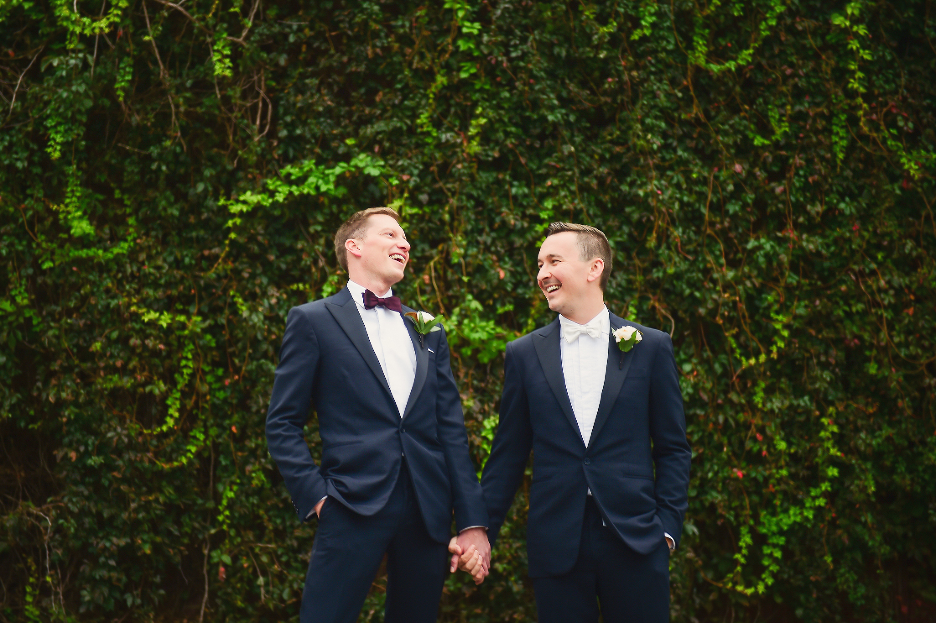 Matthew + Shawn | Senate Garage | Hudson Valley Wedding