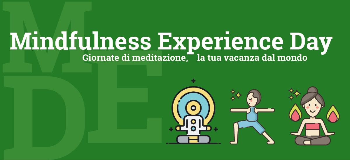 Giornate di meditazione e mindfulness