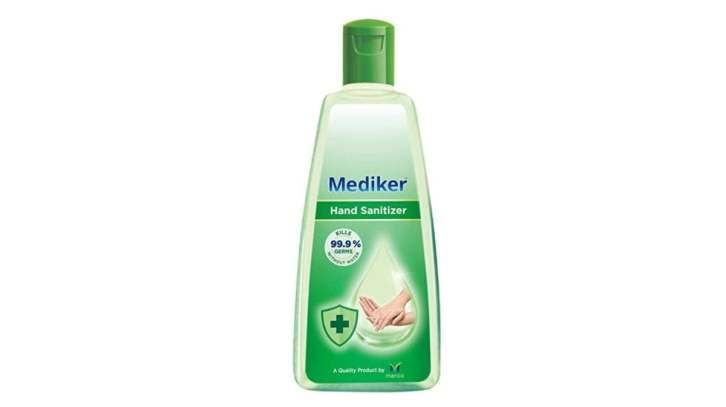 Medicar hand sanitizer the best hand sanitizer in india