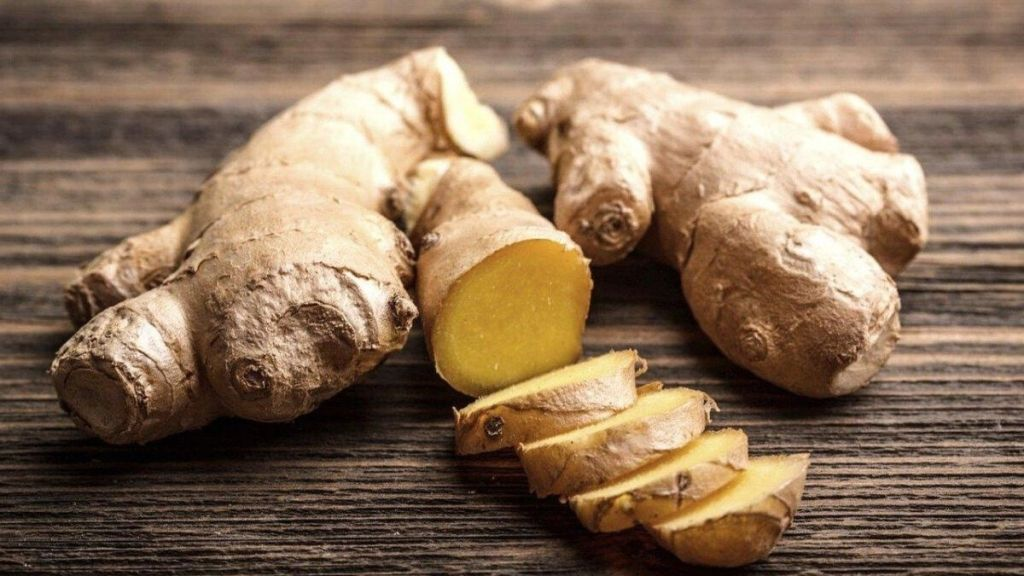 ginger a home remedies for cold and cough