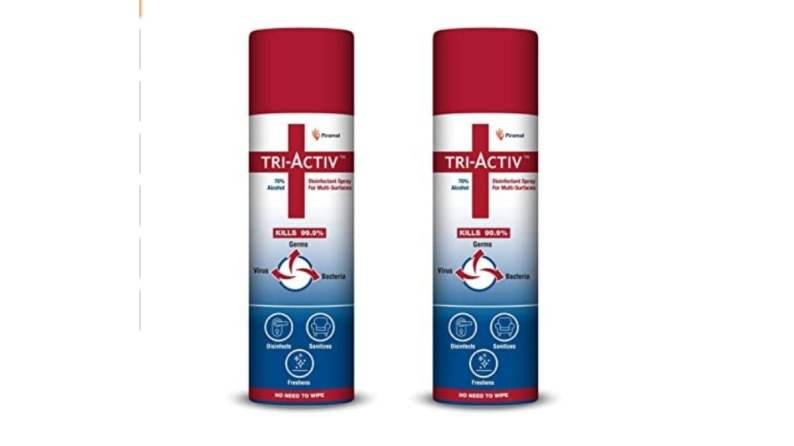 Tri-active alcohol based best  hand  in india