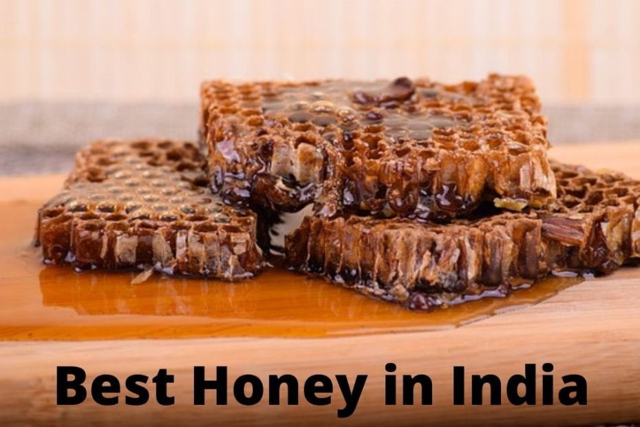 Best Raw and Pure honey In India