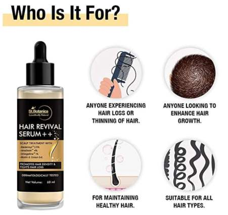 Who can use hair serum