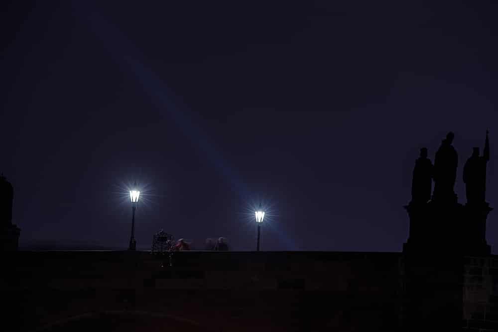 Prag Prague Karlsbr%C3%BCcke Karlsbruecke Sehensw%C3%BCrdigkeiten Panorama Fotokurs City Sights Nachtaufnahme Night Urlaubsbilder Burg Wenzelsplatz langzeitbelichtung photoshop adobe max hoerath - Hello Prag I Business & Kultur
