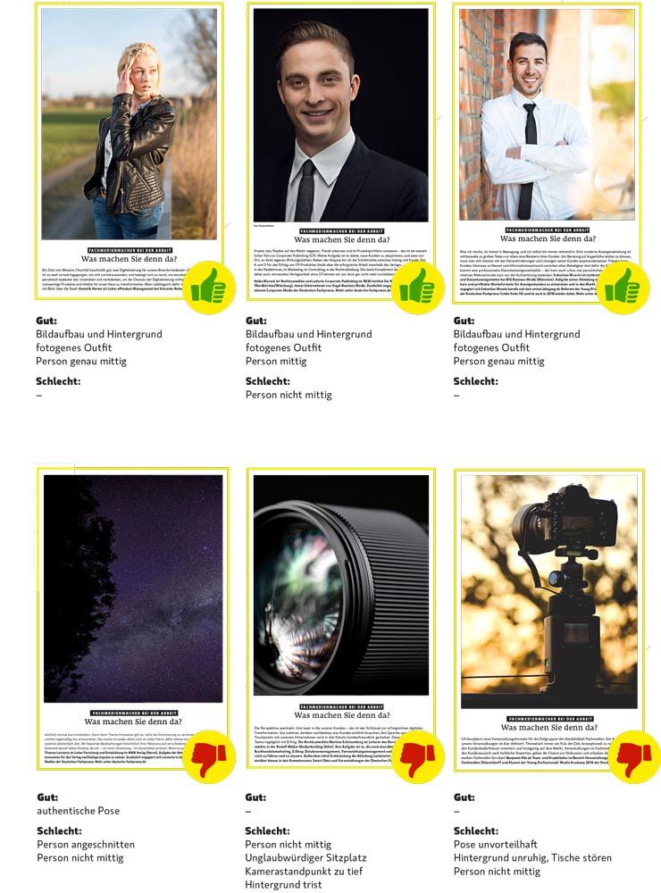 Fotobriefing Fotoshooting Businessbilder Bewerbungsbilder Businessfoto Imagebilder Max H%C3%B6rath Design - Businessbilder der Mediengruppe Oberfranken für den Deutschen Fachpresse Service Frankfurt