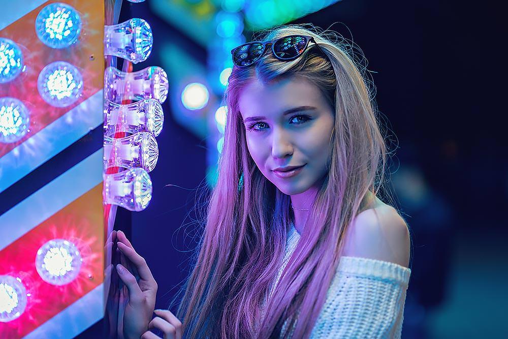 Fotoshooting Volksfest