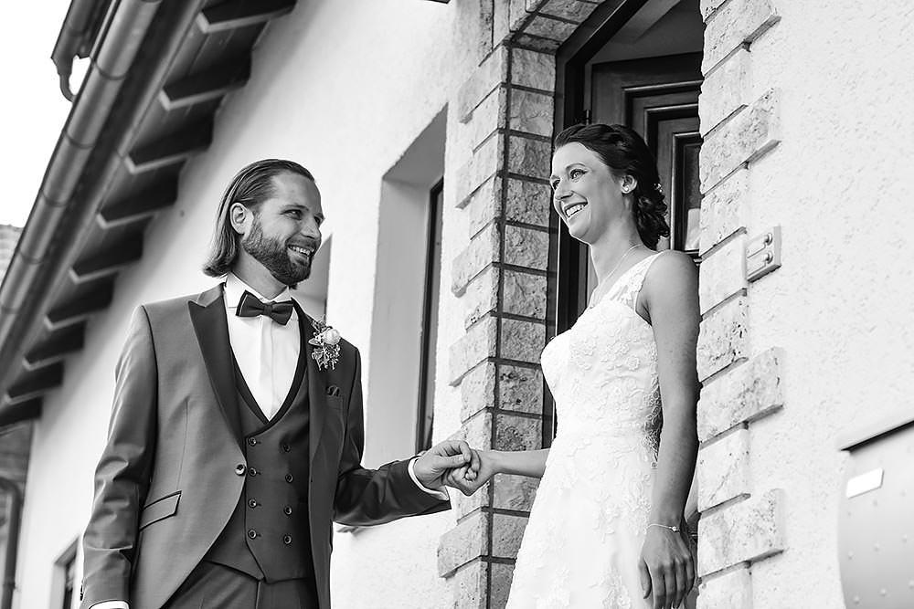 Hochzeitsreportage Tauberrettersheim before wedding